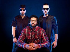groupe de musique Max Livio © D.R.