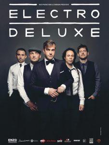 groupe de musique Electro Deluxe © D.R.