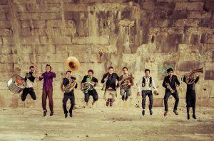 groupe de musique Balkanic Orkestar © D.R.