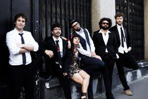 groupe de musique El Gato Negro © D.R.