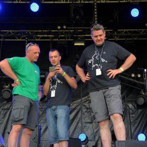 Laurent, Bastien et Vincent © Corinne Girard