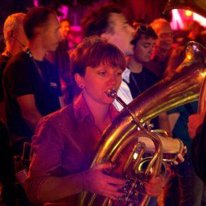 Concert Balkanic Orchestar à Festicolor 2017 © Corinne Girard
