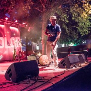 Concert Chris2bar à Festicolor 2017 © Michel Piedalu
