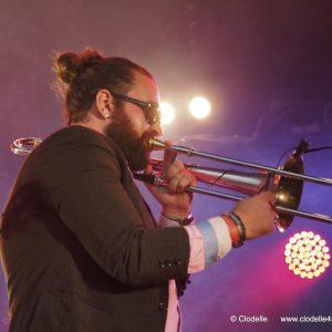 Concert El Gato Negro à Festicolor 2017 © Clodelle45