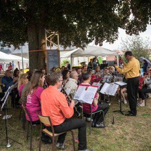 Concert Hamonie de Meung à Festicolor 2017 © Michel Piedalu