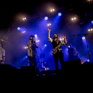 Concert La Caravane passe à Festicolor 2017 © Michel Piedalu