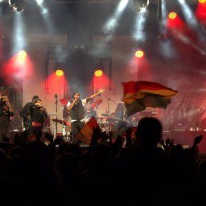 Concert Yaniss Odua à Festicolor 2017 © Corinne Girard