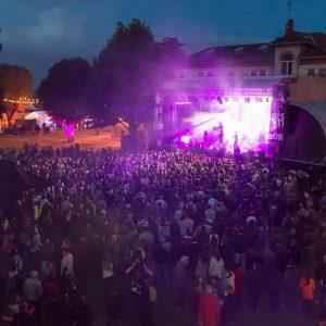 Concert Danakil à Festicolor 2015 ® Pierre Derouette