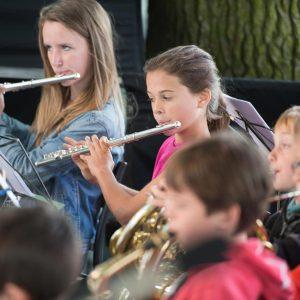 Concert École de musique à Festicolor 2015 ® Pierre Derouette