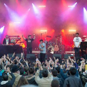 Concert Phases cachées à Festicolor 2015 ® Pierre Derouette
