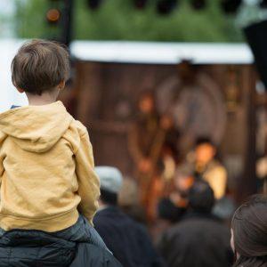 Concert vendredi à Festicolor 2015 ® Pierre Derouette