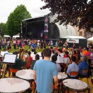 Concert Harmonie à Festicolor 2016 ® Clodelle 45