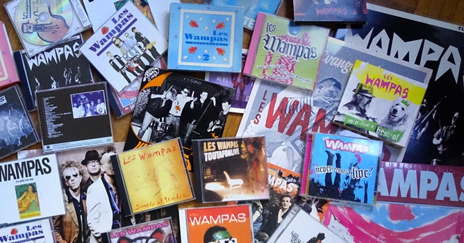 Les Wampas : du rock for ever