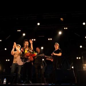 Concert Hoshi à Festicolor 2018 © Q. Viel