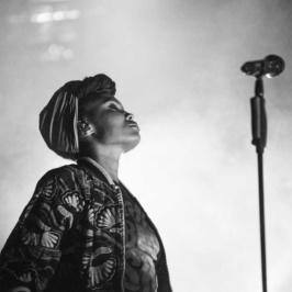 Concert Imany à Festicolor 2018 © Q. Viel