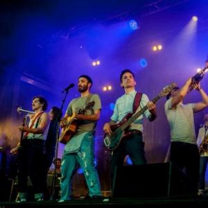 Concert Le Trottoir d'en face à Festicolor 2018 © Michel Piedallu