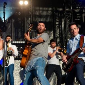 Concert Le Trottoir d'en face à Festicolor 2018 © Q.Viel