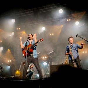 Concert Les Yeaux d'la tête à Festicolor 2018 © Michel Piedallu
