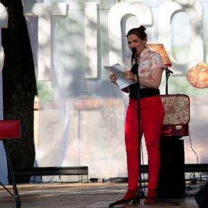 Concert Liz Van Deuq à Festicolor 2018 © Q.Viel