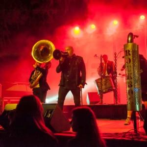 Concert Rockbox à Festicolor 2018 © Michel Piedallu
