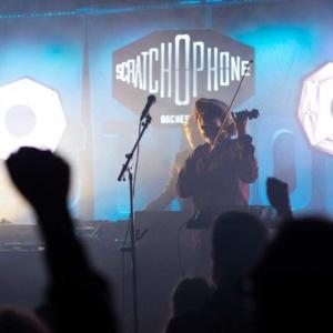 Concert Scratchophone Orchestra à Festicolor 2018 © Q. Viel