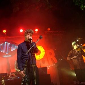 Concert Scratchophone Orchestra à Festicolor 2018 © Thibaud Boura