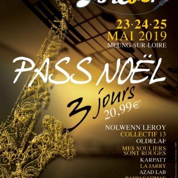 Festicolor 2019 – Pass noël 3 jours