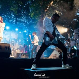Concert Apolline à Festicolor 2019 © Q.Veil
