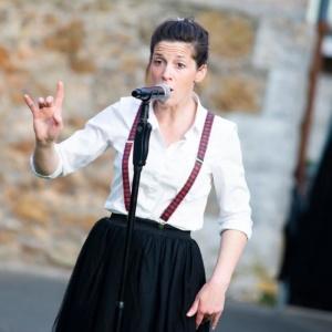 Concert Beretta Chic à Festicolor 2019 © Q.Veil