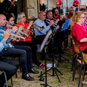 Concert Harmonie de Meung à Festicolor 2019 © M. Piedallu
