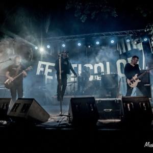 Concert La Jarry à Festicolor 2019 © M. Piedallu