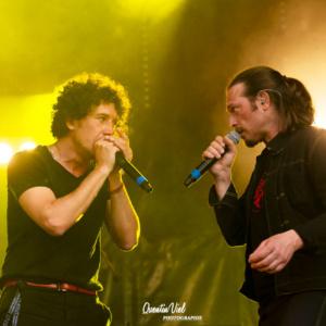 Concert Mes Souliers sont Rouges à Festicolor 2019 © Q. Veil