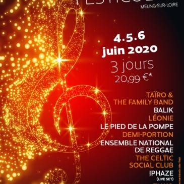 Festicolor 2020 – Pass Noël 3 jours