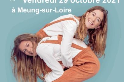 Affiche concert Les Frangines 2021